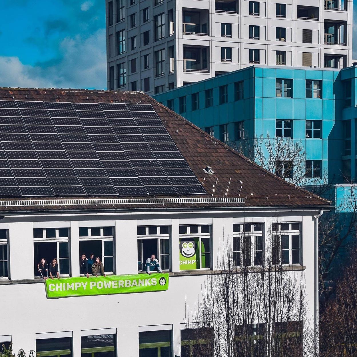 Chimpy Solarpanel