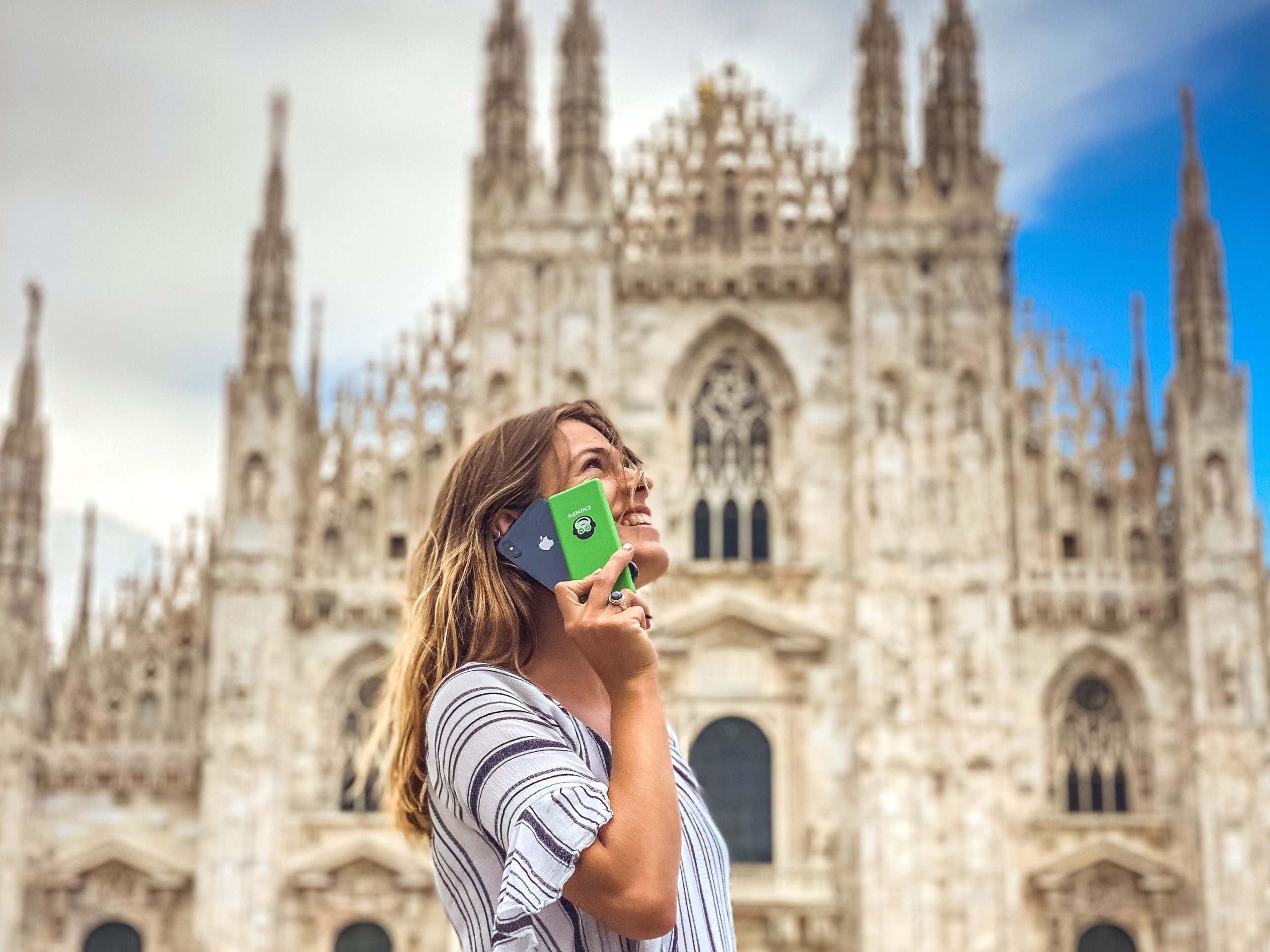 Ragazza Duomo_querformat